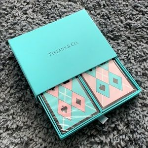 Tiffany & Co. Playing cards